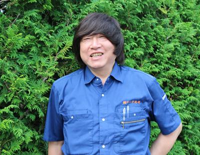 代表者紹介 代表取締役 小川 登(おがわ みのる)