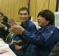 平成28年11月 新人歓迎会
