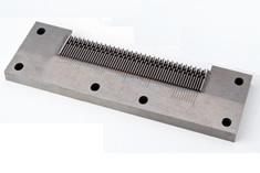 CNC光学式倣い研削加工
