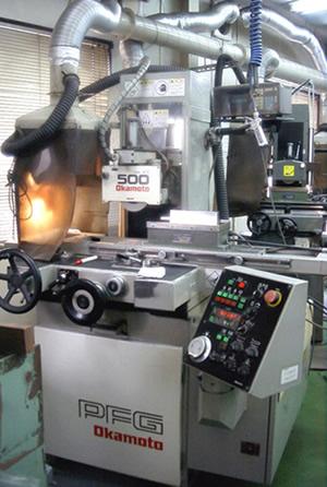岡本PFG-500DXPL 全自動