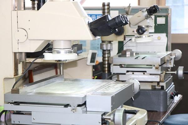 工場用顕微鏡